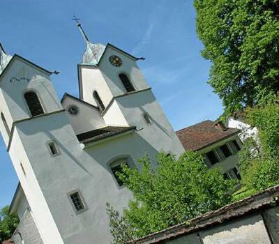Beispiel: Außenansicht, Foto: Schloss Böttstein.