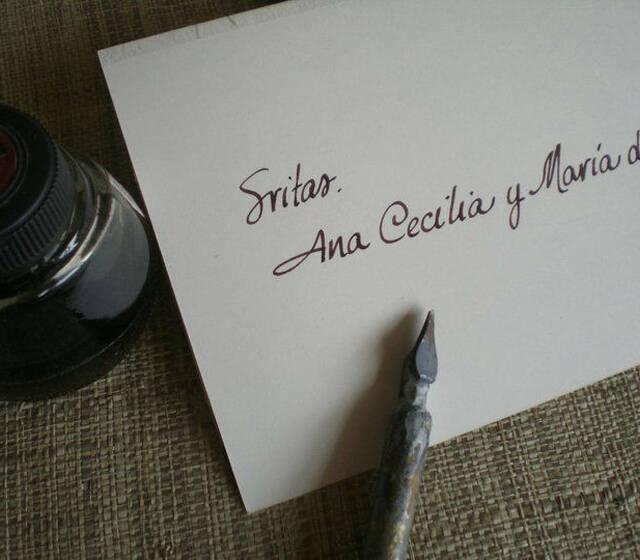 Caligraphos, invitaciones para tu boda en Guadalajara