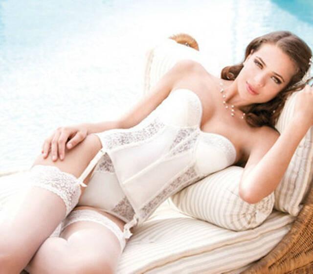 Beispiel: Begeistern Sie Ihren Bräutigam, Foto: Velvet Dessous.