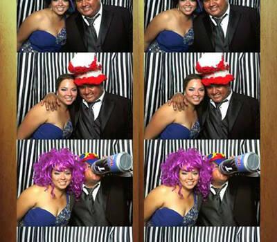 Clickandpics, cabina fotográfica para bodas en Nuevo León