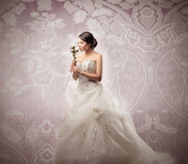Beispiel: Braut, Foto: Fotolia.
