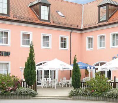 Beispiel: Terrasse, Foto: AKZENT Hotel Am Husarenhof.