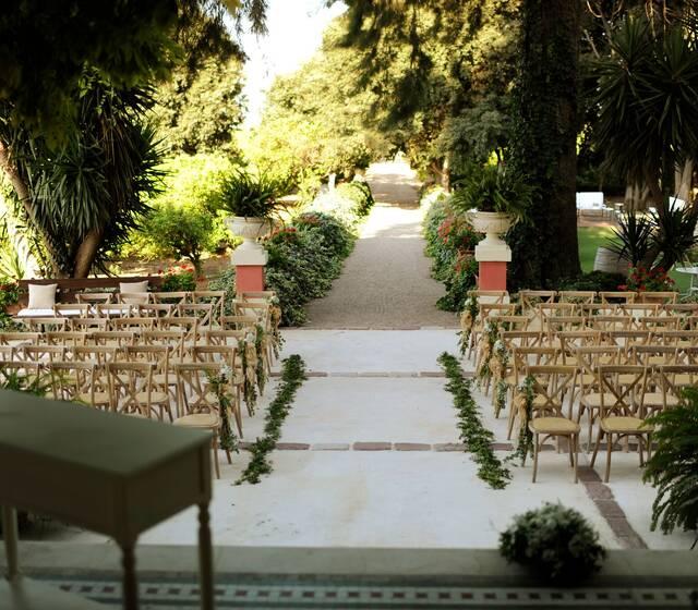 Ceremonia Civil enfrente casa