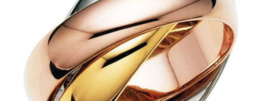 Beispiel: Wählen Sie Ihr Material, Foto: Juwelier Holzhammer.