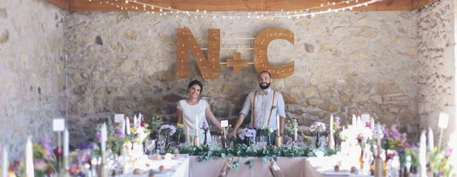Happiness Factory wedding planner Bordeaux, Gironde, Charente, Dordogne, Pays Basque