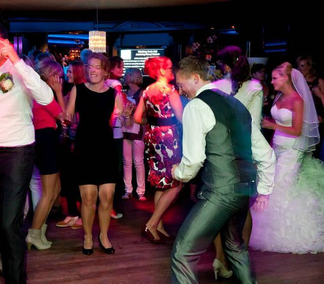 DJ op je bruiloft