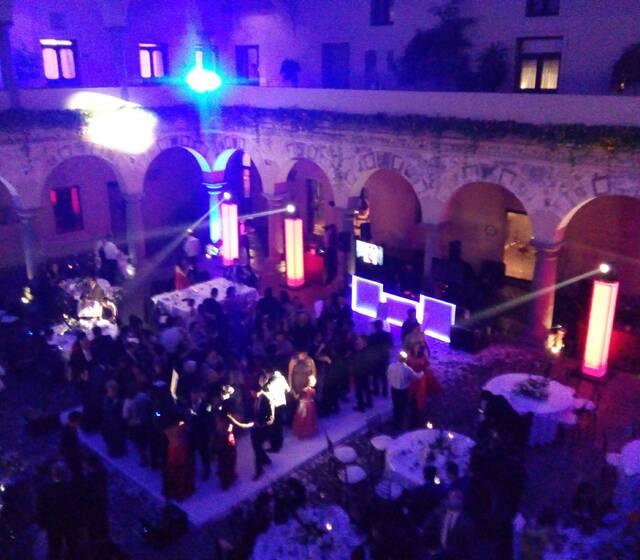 boda en hotel quinta real