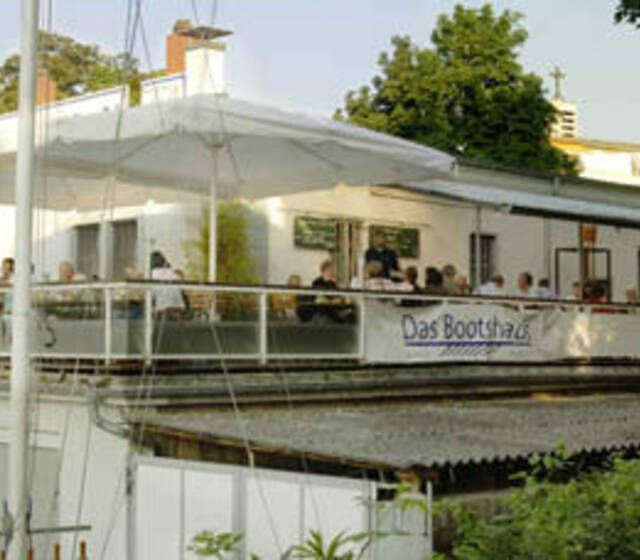 Beispiel: Außenansicht, Foto: Das Bootshaus.