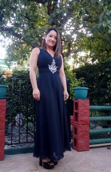 Arriendo vestidos de fiesta talla xxl