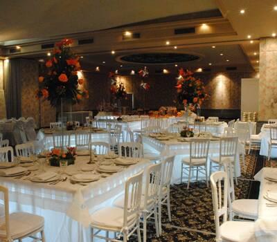 Montajes exclusivos y elegantes para tu boda - Banquetes Casino Tlalpan
