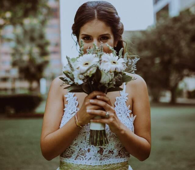 Diseño Floral Cecilia Barriga