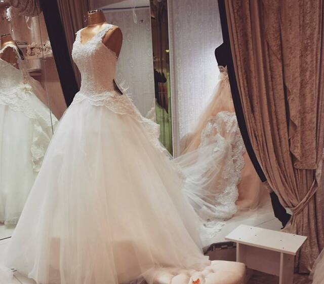 Yuleyna Brautmode Brautgeschafte Besuchen