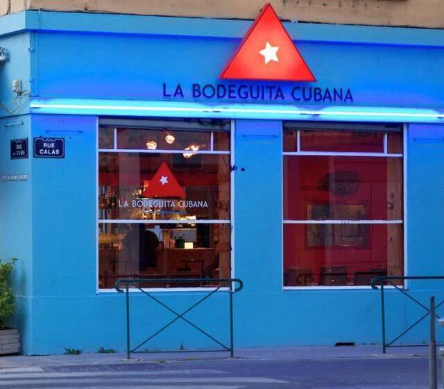 © La Bodeguita Cubana