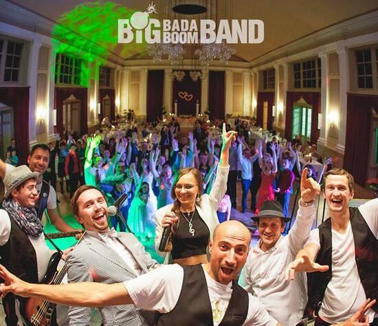 Big Bada Boom Band Bewertungen Fotos Und Telefonnummer