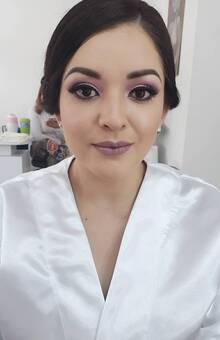 Makeup Elizabetha Mata