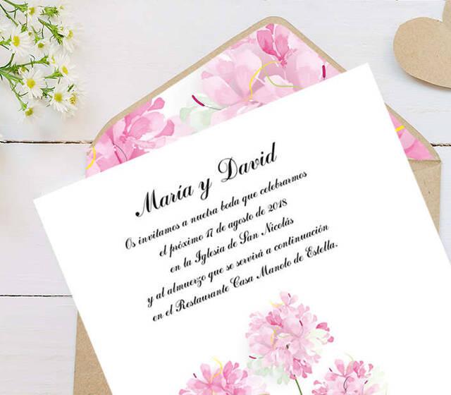 Valvanera. La papelería de tu boda.