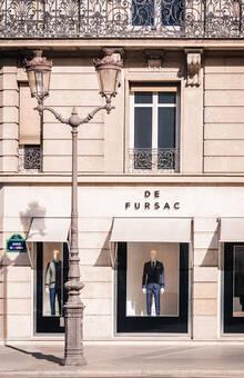 Façade boutique d'Opéra (75002)