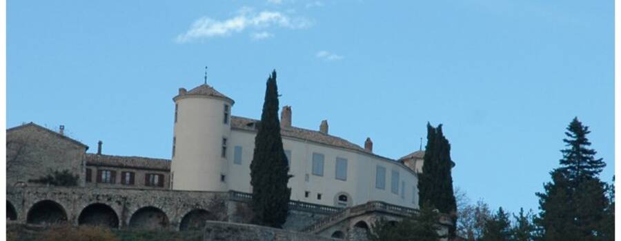Le Château de Ventavon
