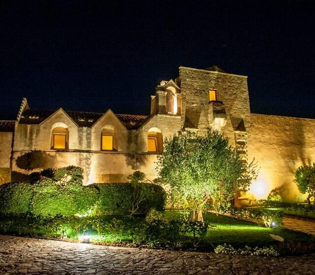 Oasi Serramarina - Abbazia San Salvatore