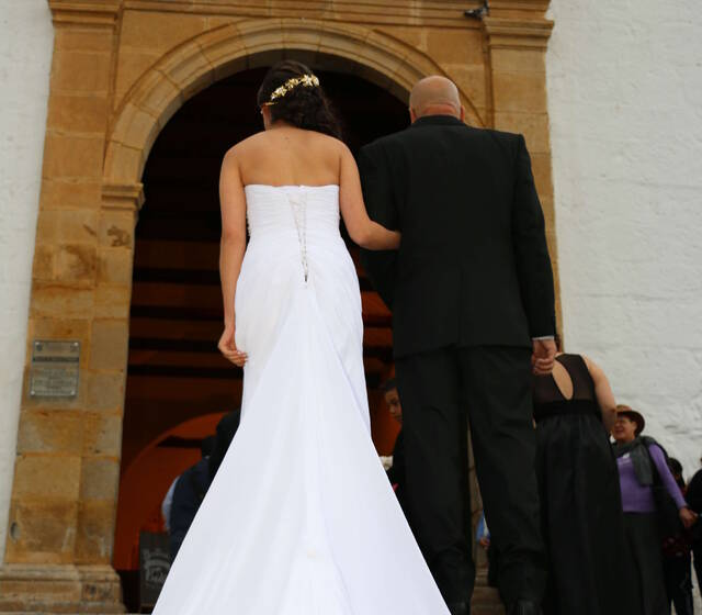 boda Dany y Luisa Fernanda