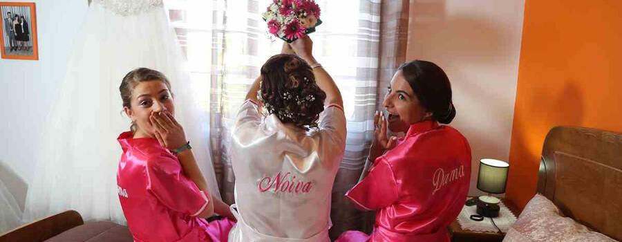 robes de noiva e damas
