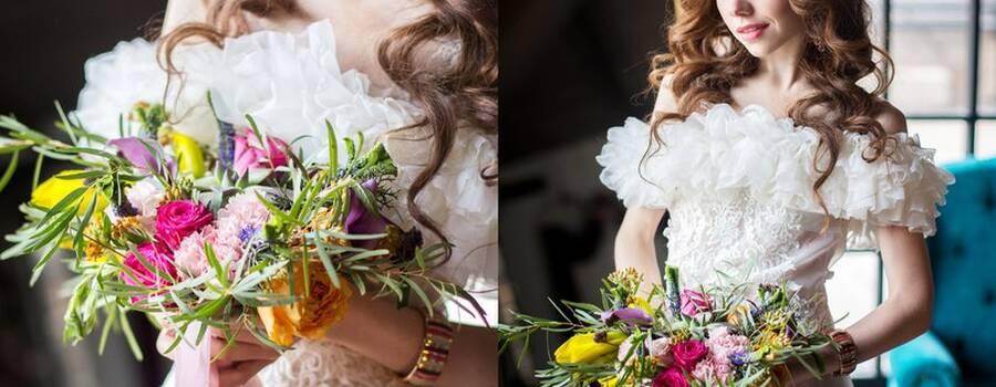 Свадьба в стиле Бохо Алексей и Екатерина