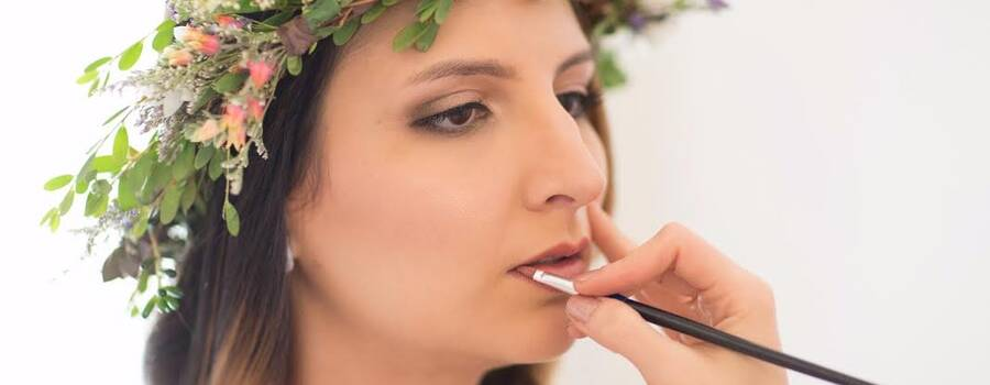 Diana Mora- Makeup & Hair. Foto: Juan Cartagena