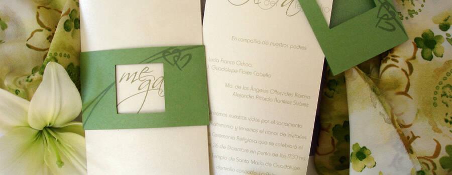 Invitaciones Zalebra