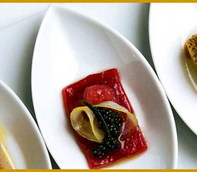 Beispiel: Kulinarische Genüsse, Foto: RCB Rutschmann.
