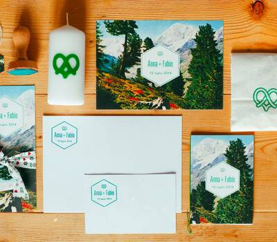 The Wedding Enterprise: stationery & wedding identity