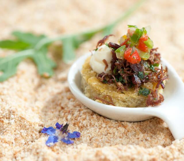 Opção {A} - Gastronomia e Eventos
