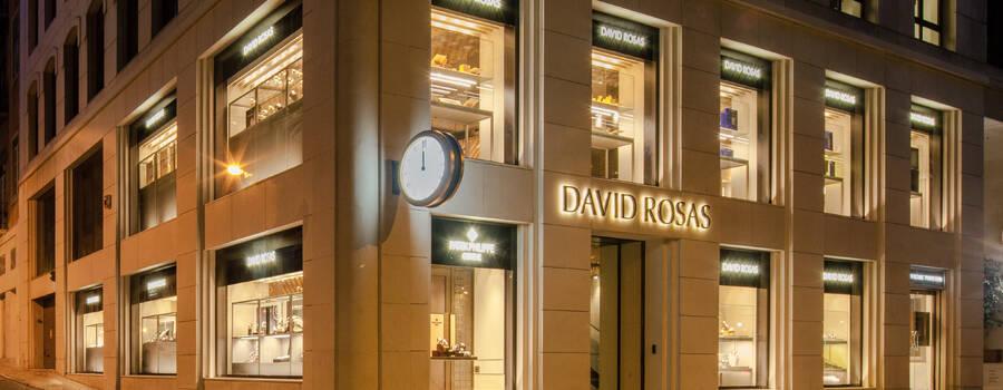 David Rosas - Av. da Liberdade, nº69A I 1250-140 Lisboa I Tel: +351 213 243 870 | www.davidrosas.com