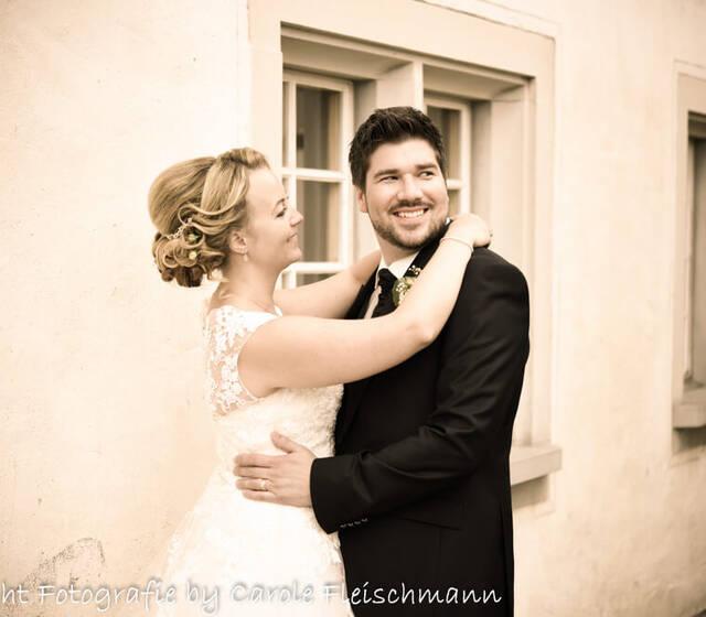 Beispiel:Heiraten macht Spass,Foto:Carole Fleischmann Fotografie