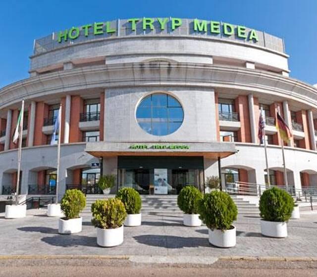 Tryp Mérida Medea