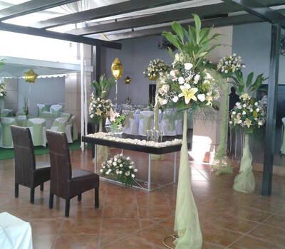 Salón Terraza Jardín Vallarta