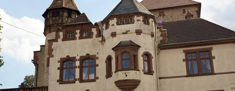 Beispiel: Außenansicht, Foto: Schloßgut Lüll.