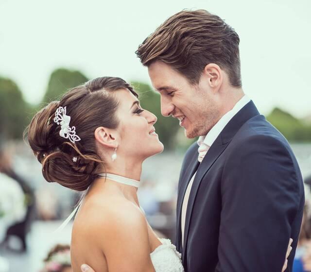 Coiffure et maquillage des mariés - D&Z Agency