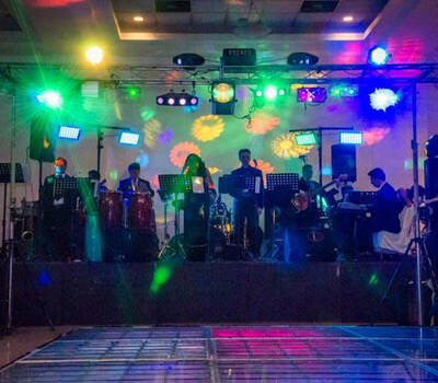 Blue Rose Band !  Mexico.