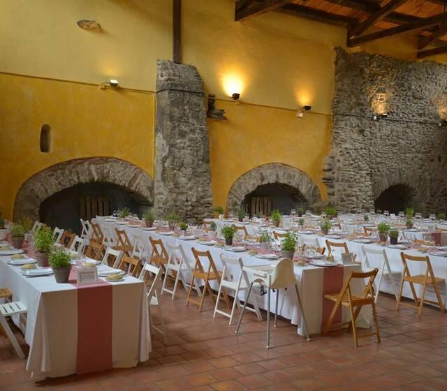 Restaurante La Antigua Ferrería