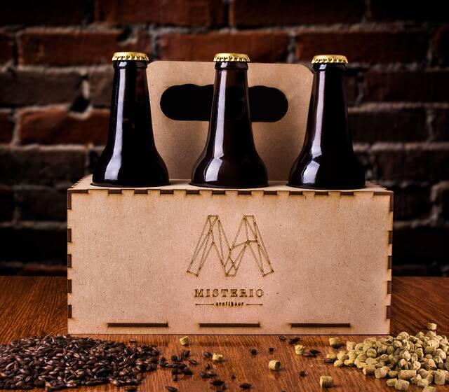 Cervecería Misterio Beer