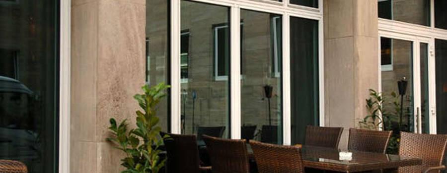 Beispiel: Terrasse, Foto: Consilium.