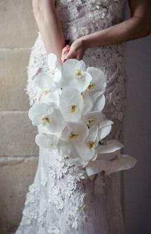 bouquet de mariée Mille et une organisations de prestige