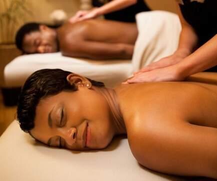 Couples Massage @ Intercontinental Tokyo Bay
