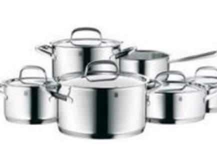 Lot de casseroles