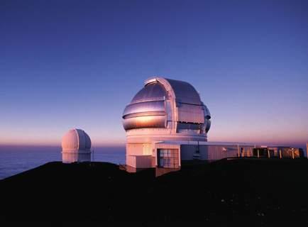 Besuch Mauna Kea Observatorium
