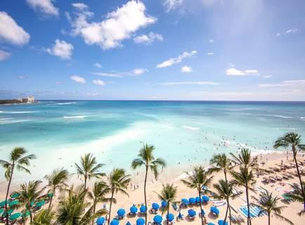 Übernachtung Waikiki