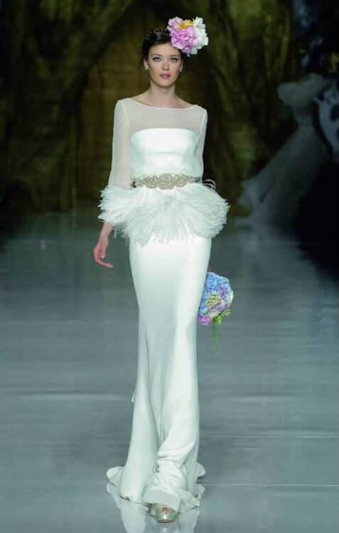 The Spectacular Collection of Pronovias Wedding Dresses 2014