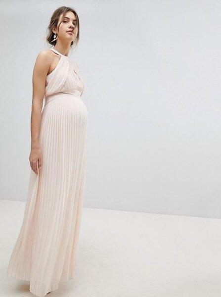 Descubre los vestidos de novia para embarazadas y ¡luce tripita!