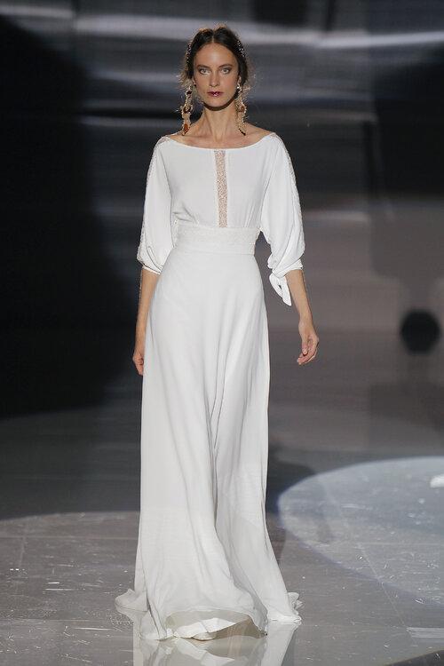 Brautkleider mit U-Boot-Ausschnitt, seien Sie bei Ihrer ...