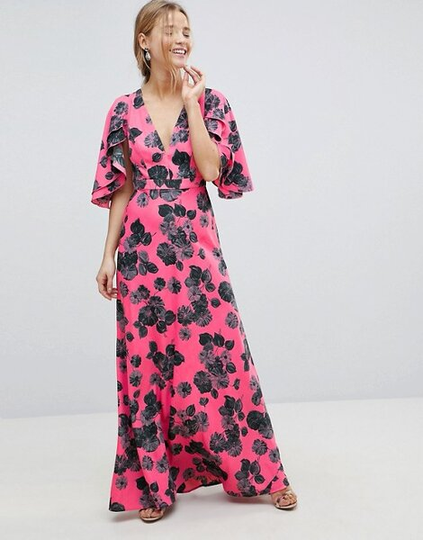 Vestidos para fiestas de moda 2018
